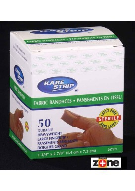 Bandage: Fingertip, large