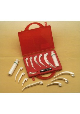 Laryngoscope - Complete kit (plastic)