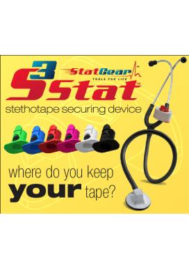 Stat Gear Stethoscope Tape Holder