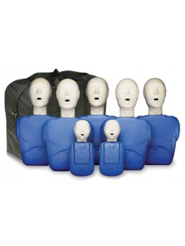b84bbfd5386 Adult/Child/Infant Training Manikin Set (CPR Prompt) - The First Aid ...
