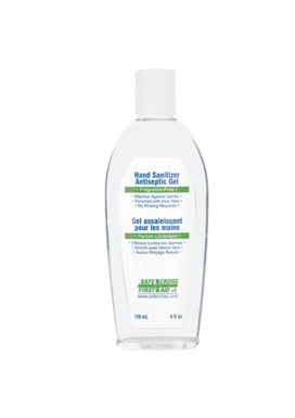 Bio-Hand Antiseptic Hand Cleaner - Personal size bottle (4 oz / 113 ml) 70% Alcohol
