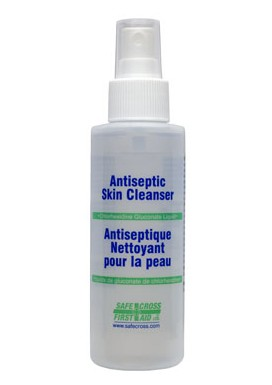 Antiseptic skin cleanser 125 ml
