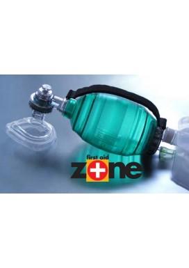 Bag-Valve-Mask portable resuscitator - Adult (Disposable)