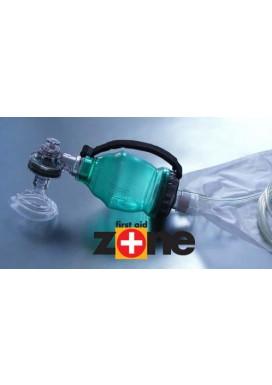 Bag-Valve-Mask portable resuscitator - Child (Disposable)