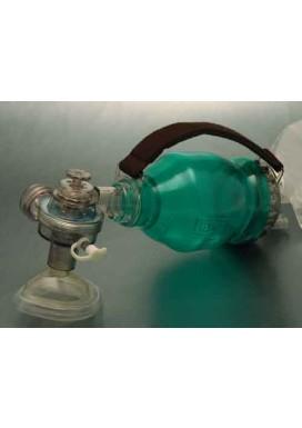 Bag-Valve-Mask portable resuscitator - Infant (Disposable)