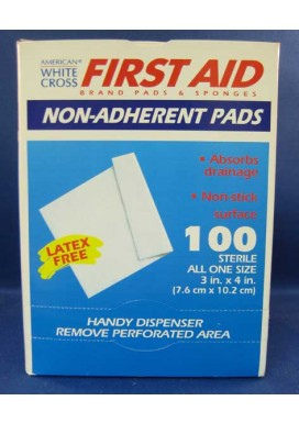 Non-Adherent Dressing (Latex free)