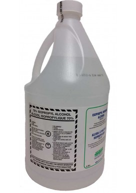 Rubbing Alcohol (70% or 99%) 4 Litre