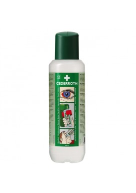 Personal Eye Wash - 500 ml (Cederroth)
