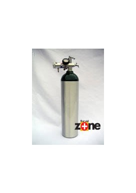 """Oxygen Therapy """"D"""" Cylinder (425 L)"""