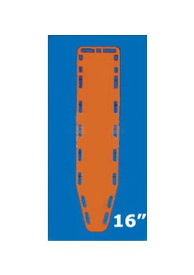 Spinal Backboard - Long, Polyethylene