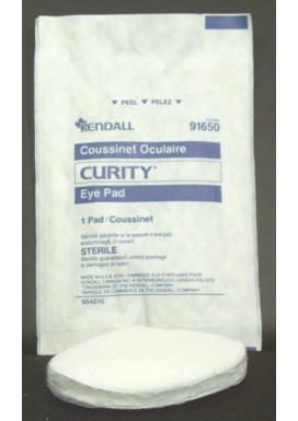 Oval Eye Pad (sterile)