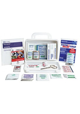 General Purpose 10 unit First Aid Kit