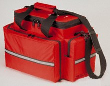 First Aid Kit Empty Trauma Quot Jump Quot Bag The First Aid Zone