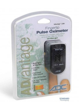 ADC Advantage™ 2200 Fingertip Pulse Oximeter